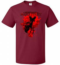 Buy A Nightmare On Maple Street Unisex T-Shirt Pop Culture Graphic Tee (M/Cardinal) Humor