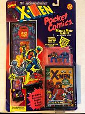 Buy Action Figure X-Men Pocket Comics Master Mold Bishop with Card Toy Biz 1994