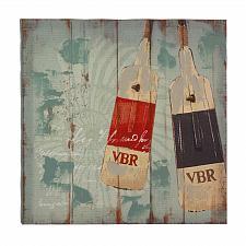 Buy *17389U - Seaworthy VBR Oars Canvas Wall Art