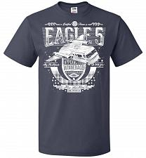 Buy Eagle 5 Hyperactive Winnebago Unisex T-Shirt Pop Culture Graphic Tee (3XL/J Navy) Hum