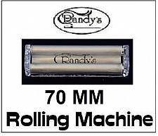 Buy NEW! Randy's Roller - 70mm Cigarette Rolling Machine for single wide size papers