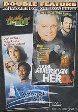 Buy 2movie DVD Real American Hero,The Voyage Of The Yes Beveryly GARLAND Mike EVANS