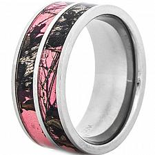 Buy coi Jewelry BLACK Tungsten Carbide Camo Ring - TG3943(Size US15)