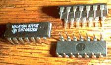 Buy Lot of 65: Texas Instruments SN74AS20N