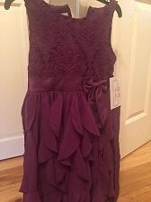 Buy Miss Juliana Girl's Dress Sz 12 Brand New Sleeveless dressy