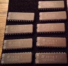Buy Lot of 9: National Semiconductor 100131DC