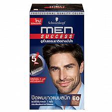 Buy Schwarzkopf Men Success Professional hair Color Kit No 60 Dark Brown