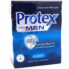 Buy Protex for Men Antibacterial Bar Soap SPORT 65g Pack of 4