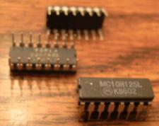 Buy Lot of 24: Motorola MC10H125L
