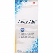 Buy Acne Aid Gentle Cleanser Soap Free Fragrance Free Facial Cleanser Normal Skin