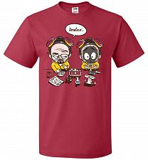 Buy My First Science Kit Unisex T-Shirt Pop Culture Graphic Tee (5XL/True Red) Humor Funn