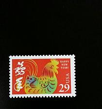 Buy 1992 29c Year of the Rooster, Happy New Year Scott 2720 Mint F/VF NH
