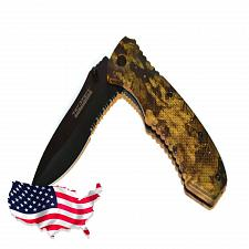 Buy Tac-Force Spring Assisted Camo 800CA Folding Knife