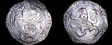 Buy 1643 Netherlands Utrecht 1 Lion Daalder World Silver Coin