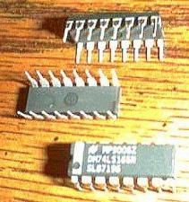 Buy Lot of 30: National Semiconductor DM74LS165N
