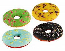 Buy :10904U - Squeaky Dog Toy Donuts Set Of 4
