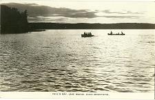 Buy Dells Bay Lake Madge Postcard RPPC Duck Mountains Saskatchewan