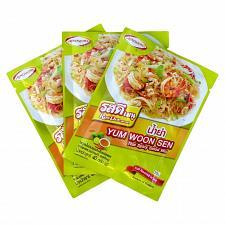 Buy Ajinomoto RosDee Menu Yum Woon Sen Thai Spicy Salad Seasoning Mix Pack of 3