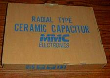 Buy Lot of 2000: 50V 1.2pF Radial Ceramic Capacitors :: FREE Shipping