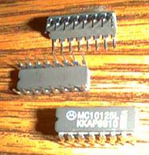 Buy Lot of 25: Motorola MC10125L