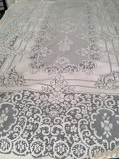 """Buy gorgeous table cloth approximately 98"""" x 64"""""""