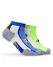 Buy 4 Pair Champion Men's Mid-Ankle Running Socks #CH211