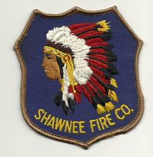 Buy Shawnee Fire Co Patch Firefighters Ohio