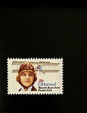 Buy 1980 28c Blanche Stuart Scott, First Woman Aviator, Airmail Scott C99 Mint VF NH
