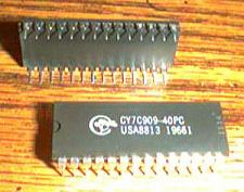 Buy Lot of 2: Cypress CY7C909-40PC