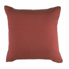 "Buy *15313U - Osaka Brown Rust Print 18"" 17"" Accent Throw Pillow"