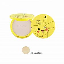 Buy Cathy Doll Pokemon Magic Gluta Pact L-Glutathione Pressed Powder Natural Beige