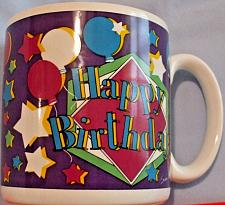 Buy Happy Birthday Ceramic Mug with Bonus Jell-o Birthday Mold