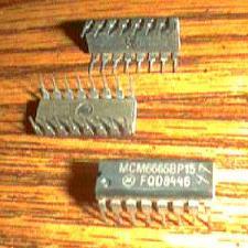 Buy Lot of 25: Motorola MCM6665BP15