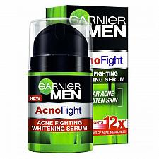 Buy Garnier Men AcnoFight Acne Fighting Skin Whitening Serum Cream 40ml