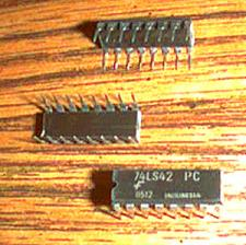 Buy Lot of 25: Fairchild 74LS42PC