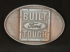 Buy Vintage FORD Pewter Belt Buckle Built for Life in Canada