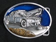 Buy Towtruck Belt Buckle Tow Truck Wrecker