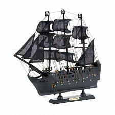"Buy *18457U - Pirate 12"" Wood Replica Model Ship"