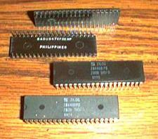 Buy Lot of 4: Zilog Z8440B PS
