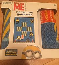 Buy DESPICABLE ME Tic Tac Toe Game Rug Large Kids Boys Minion Rug Mat Gift