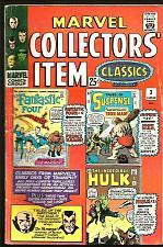Buy MARVEL COLLECTOR'S ITEM CLASSICS #3 FF Dr. Strange DITKO Hulk Iron Man JackKIRBY