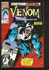 Buy VENOM #2 Lethal Protector 1993 Marvel Comics BAGLEY MICHELINIE VF-