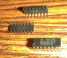 Buy Lot of 20: National Semiconductor 74F153
