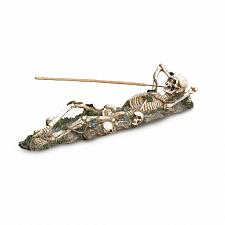 Buy 37078U - Skeleton Figure Stick Incense Holder