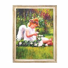 Buy 14970U - Garden Angel Framed Wall Art