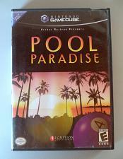 Buy Pool Paradise (Nintendo GameCube) USA. Tested