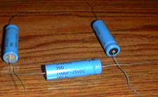 Buy Lots of 12: Sprague 700UF 25VDC Axial Capacitors :: FREE Shipping