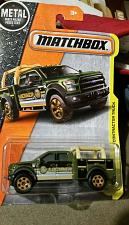 Buy Matchbox Construction series 2015 Ford F150 Contractor Truck