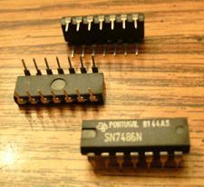 Buy Lot of 9: Texas Instruments SN7486N