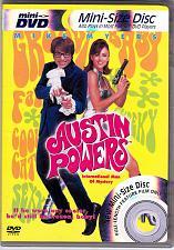 Buy Austin Powers - International Man of Mystery Mini-DVD 2005 - Very Good